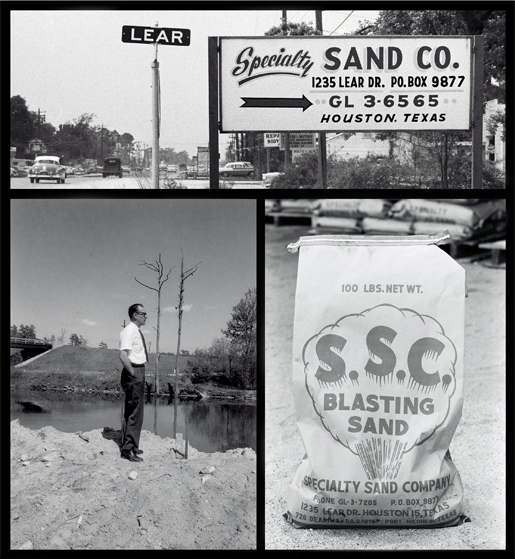 Old Photo Specialty Sand
